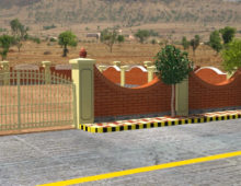 Chaitanya Prathmesh, N.A Bungalow plots for sale in Shirwal near Pune.