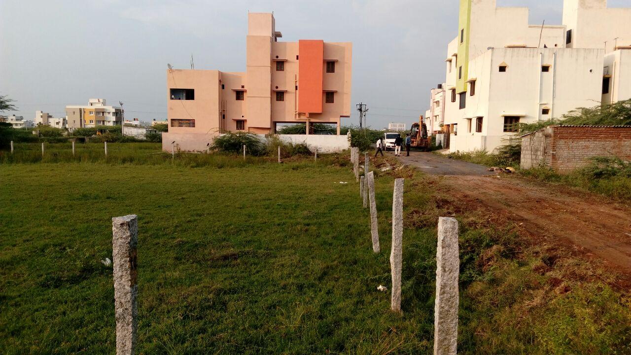 DTCP approved plot in Kattankulathur, Chennai
