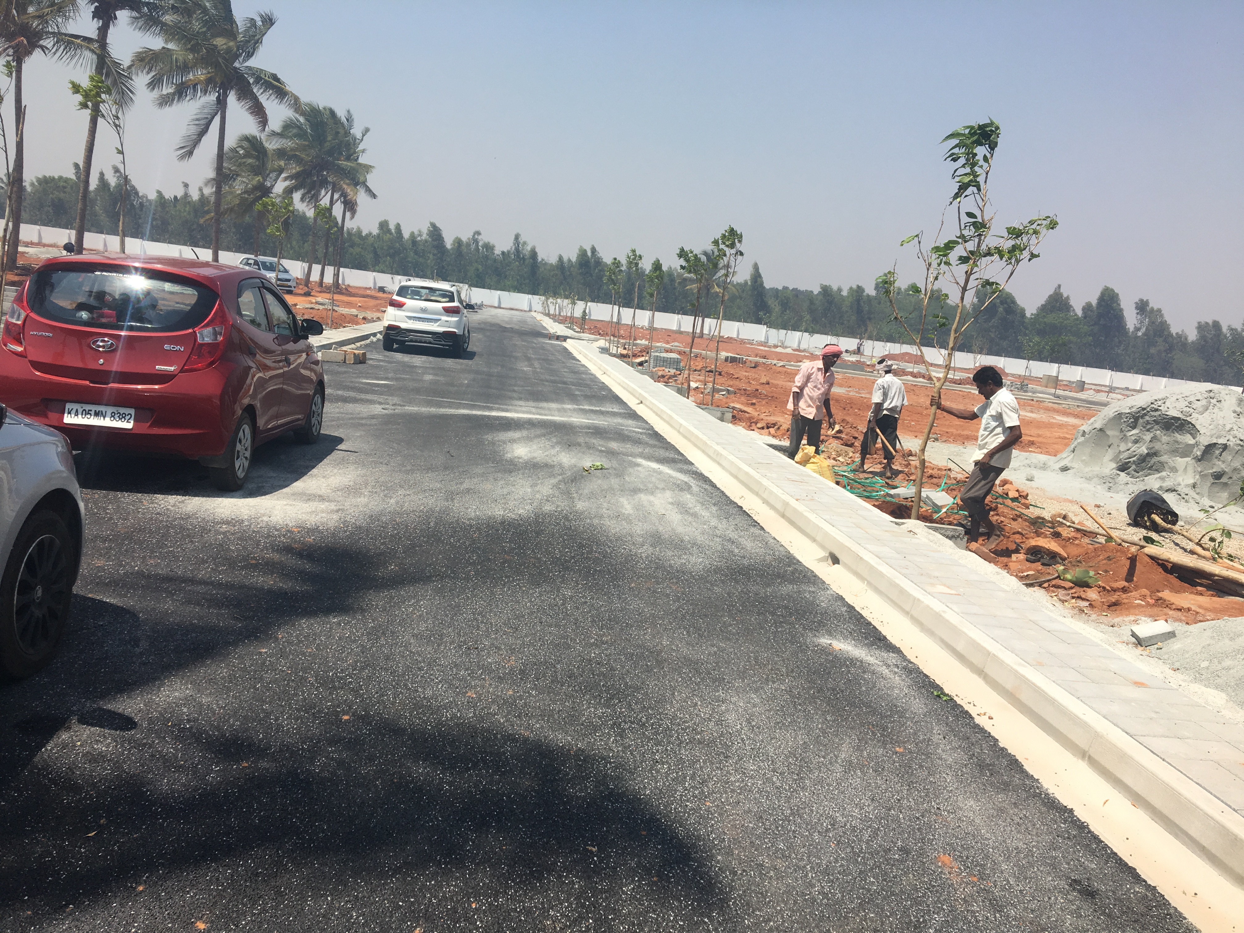 BDA approved plots for sale in Bangalore.