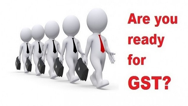 Get Ready For GST.