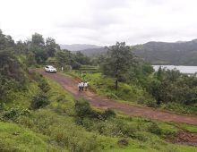 Agriculture land for sale in Kasedi,Panshet near Pune