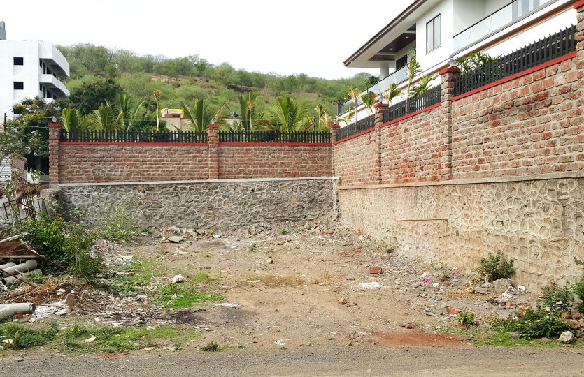 3466 sqft NA Bungalow Plot for sale in Anand Vihar on Sinhgad road Pune.