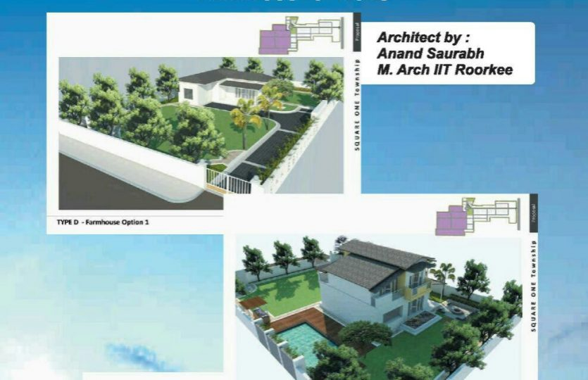 Square One City - Freehold Plots in Fatuha Patna by square one assoc.