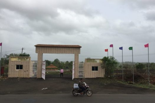 Bungalow plots for sale in Murbad, NA plots near Mumbai.