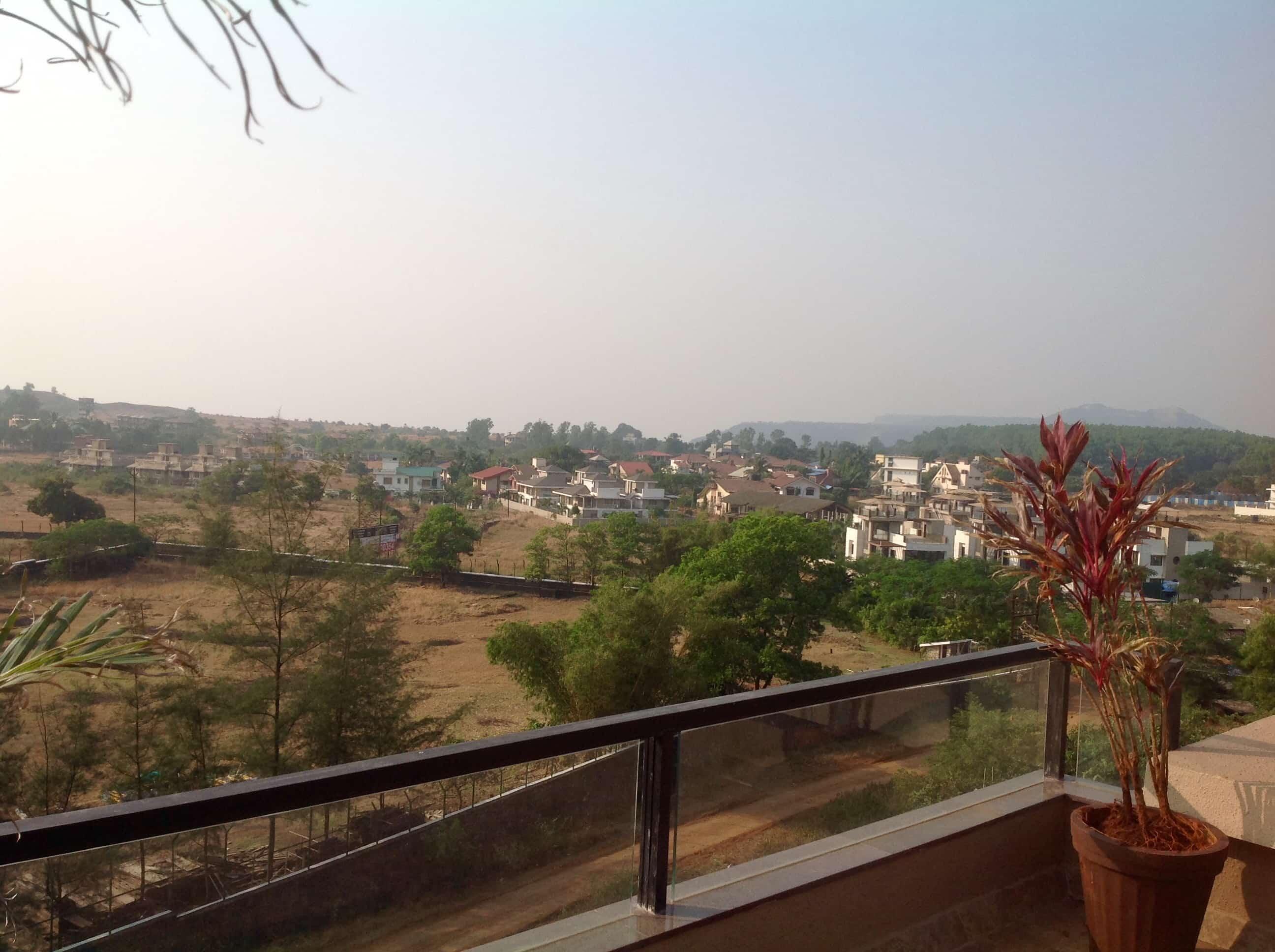 Panorama Villa Bungalows In Khandala Lonavala With Swimming Pool Plots On