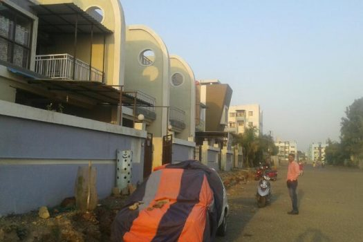 1500 sq.ft Row house for sale in Moshi Pradhikaran, Pune.