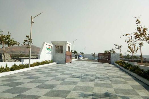 Shree Siddhivinayak Anandsrushti | NA Plots near International Airport