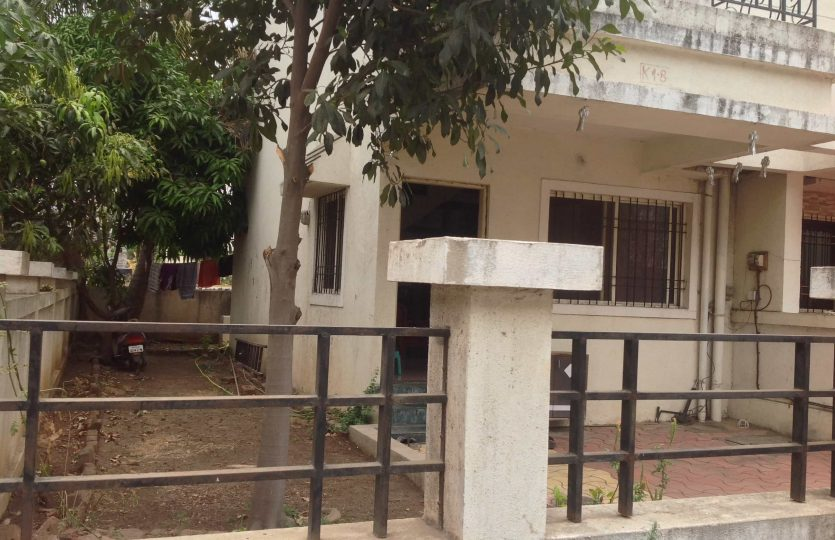 Row house for sale in Jai Ganesh Samrajya Bhosari Pune.