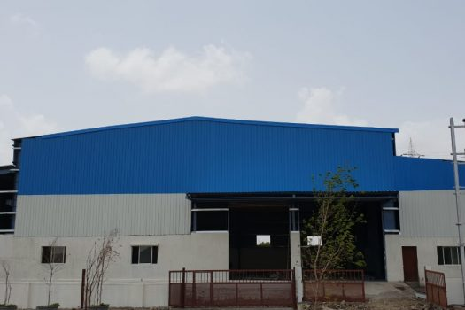 12700 sq.ft. Industrial shed for rent in Chakan MIDC Phase II