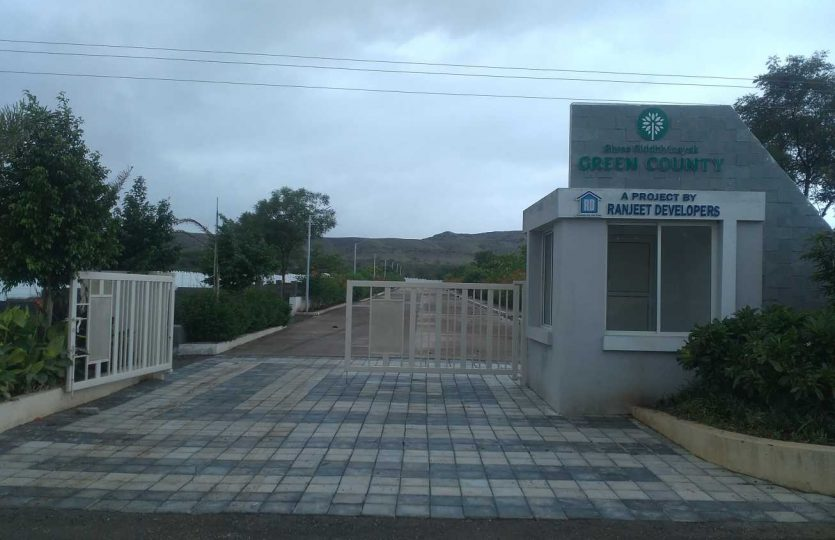SS Green County Phase -1 | Collector NA Plots near Pune