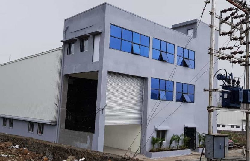10800 sq.ft industrial shed on rent in Chakan MIDC Pune
