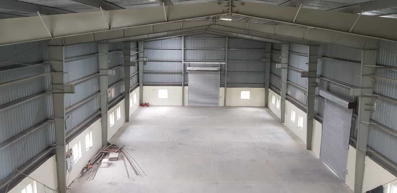 10800 Sq Ft Industrial Shed On Rent In Chakan Midc