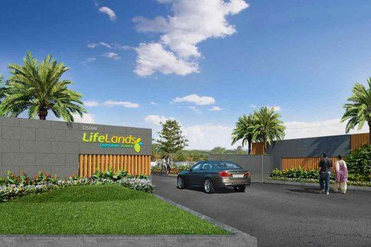 Life Lands - NA plots for sale in Kanhe,