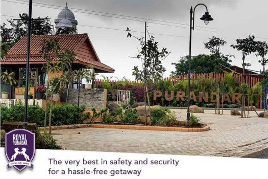 Royal Purandar | NA Villa Plots near Pune
